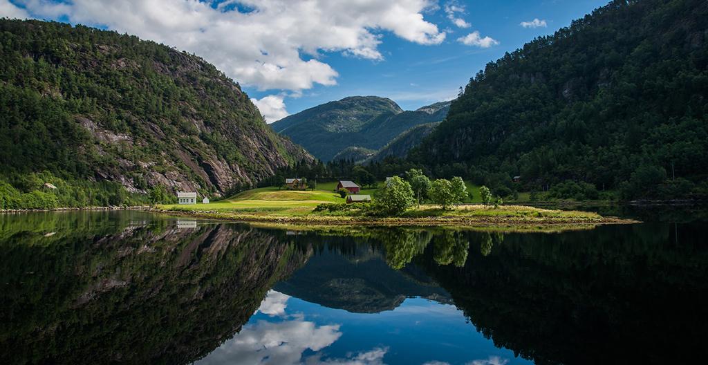 møte single i fjord